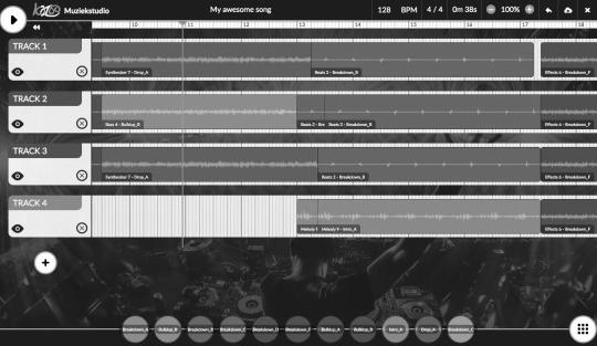 Musical Applications | custom music libraries | Audilogo